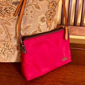 Authentic Dooney & Bourke Nylon Crossbody